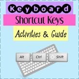 Chromebook Keyboard Shortcuts  -  Activities for Google Di