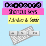 Chromebook Keyboard Shortcuts  -  Activities for Google Di