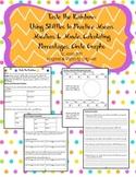 Data Analysis with Skittles Activity