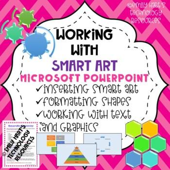 Using Smart Art in PowerPoint