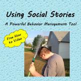 Social Stories : A Powerful Behavior Management Tool