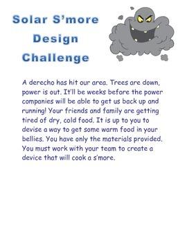 Using Solar Energy Design Challenge