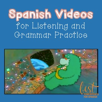 Using Spanish and French Videos for Comprehensible Input