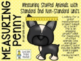 Using Standard and Non-Standard Units in Measurement - Mat