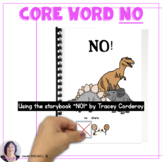 AAC Core Vocabulary Using Storybooks to Teach NO