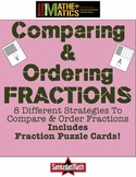 Comparing & Ordering Fractions: 8 Strategies That Work! In