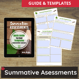 Summative Assessments with Learning Outcomes - for Childca