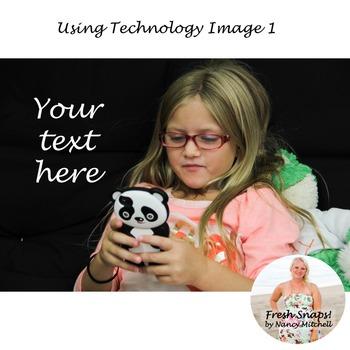 Using Technology Image 1