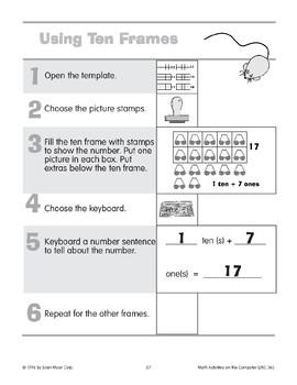 Using Ten Frames
