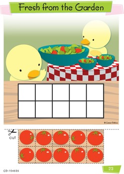 Using Ten Frames to Teach Number Sense Grades K-1 SALE 20% OFF 104535