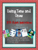 Using Tens and Ones- Aligns with Go Math Grade 1 Chapter 6