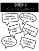 Using Text Based Evidence