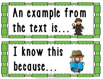 Using Text Evidence-Detective Theme