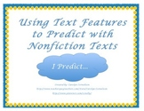 Using Text Features to Predict With Nonfiction Texts