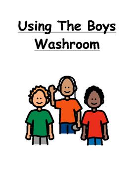 Using The Boys Washroom Social Story