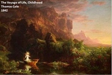 Using Thomas Cole's painting series The Voyage of Life to