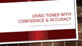 Using Tones in Grade 5