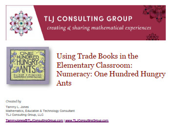 Using Trade Books in the Elementary Classroom: Numeracy: O