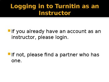 Using Turnitiin- A helpful presentation for teachers or students!