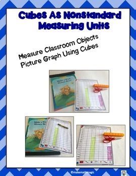 Using Unifix Cubes As Non-Standard Measuring Units