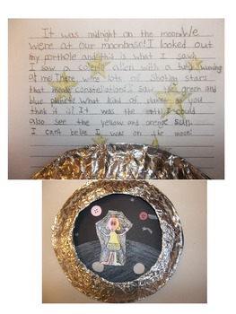 Using VOICE in Writing: A Day at the Moon