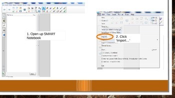 Using VOKI Within SMART Notebook