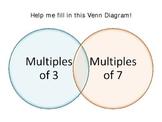 Using Venn Diagrams in Math