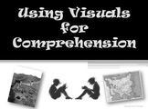 Using Visuals for Comprehension Reading Strategy PowerPoint