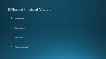 Using Visuals in the PPCD or Life Skills Classroom
