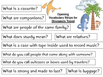 """Using Vocabulary Words in """"Eggstra""""-ordinary Context"""