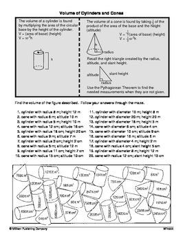 Using Volume Formulas (CCSS 8.G.C.9)