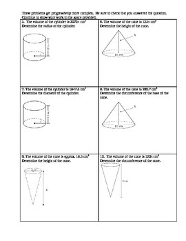 Using Volume to Find Missing Dimensions