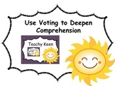 Using Voting In Any Subject To Enrich!