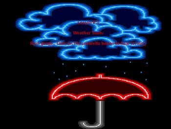 Weather: Weather Tools (animated)