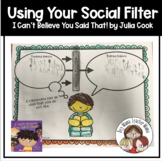 Using Your Social Filter Activity