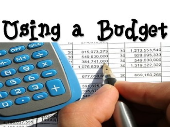 Using a Budget Powerpoint for FCS Interpersonal Studies Course