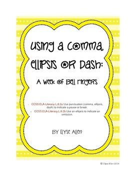 how to use a dash in grammar