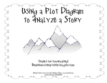 Using a Plot Diagram to Analyze a Story