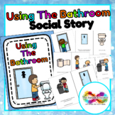 Using a Public Bathroom Social Story for Autism Special Education