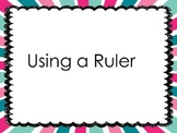 2.MD.A.1 Using a Ruler and Measuring in Inches