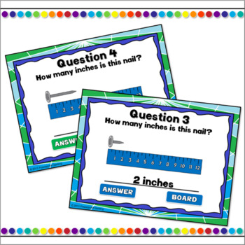 Using a Ruler for Measuring Powerpoint Game
