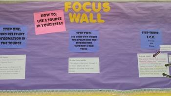Using a Souce Bulletin Board