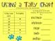 Using a Tally Chart (to find maximun, minimum, range, medi