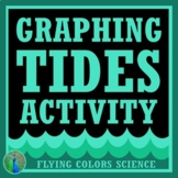 Using Tide Chart Data to Graph Tides Activity  NGSS MS-ESS1-2 HS-ESS1-4
