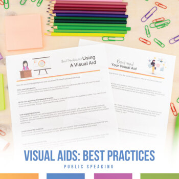 Using a Visual Aid in Public Speaking: Best Practices for Speeches
