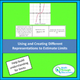 Using and Creating Different Representations to Estimate Limits