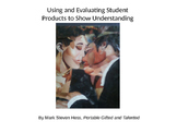 Nurturing a Product-Based, Project-Based STEAM Classroom -