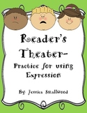 Using expression- Reader's Theater or Fluency- FREE for fi