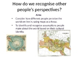 Using maps in TOK to understand people´s perspectives
