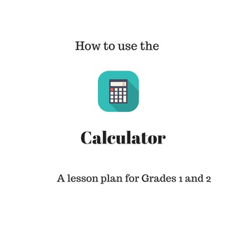 Using the Calculator on the Computer